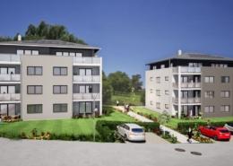 Wohnanlage in Oberlauter - Eigentumswohnung