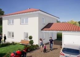 Einfamilienhaus Rödental Einberg