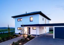 Schopf und Teig - Musterhaus - Haus bauen in Coburg Lautertal Rödental