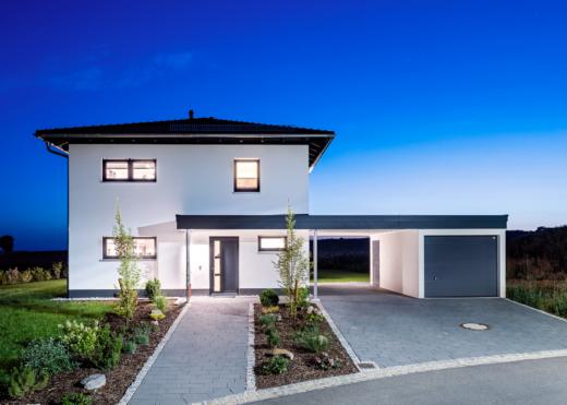 Schopf und Teig Musterhaus - Haus bauen in Coburg