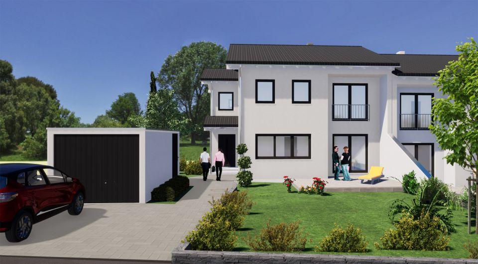 Doppelhaus in Lautertal Hofwiese 7
