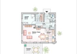 Haus Alina Erdgeschoss
