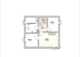 Haus Alina Kellergeschoss