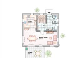 Haus Alina Erdgeschoss Variante