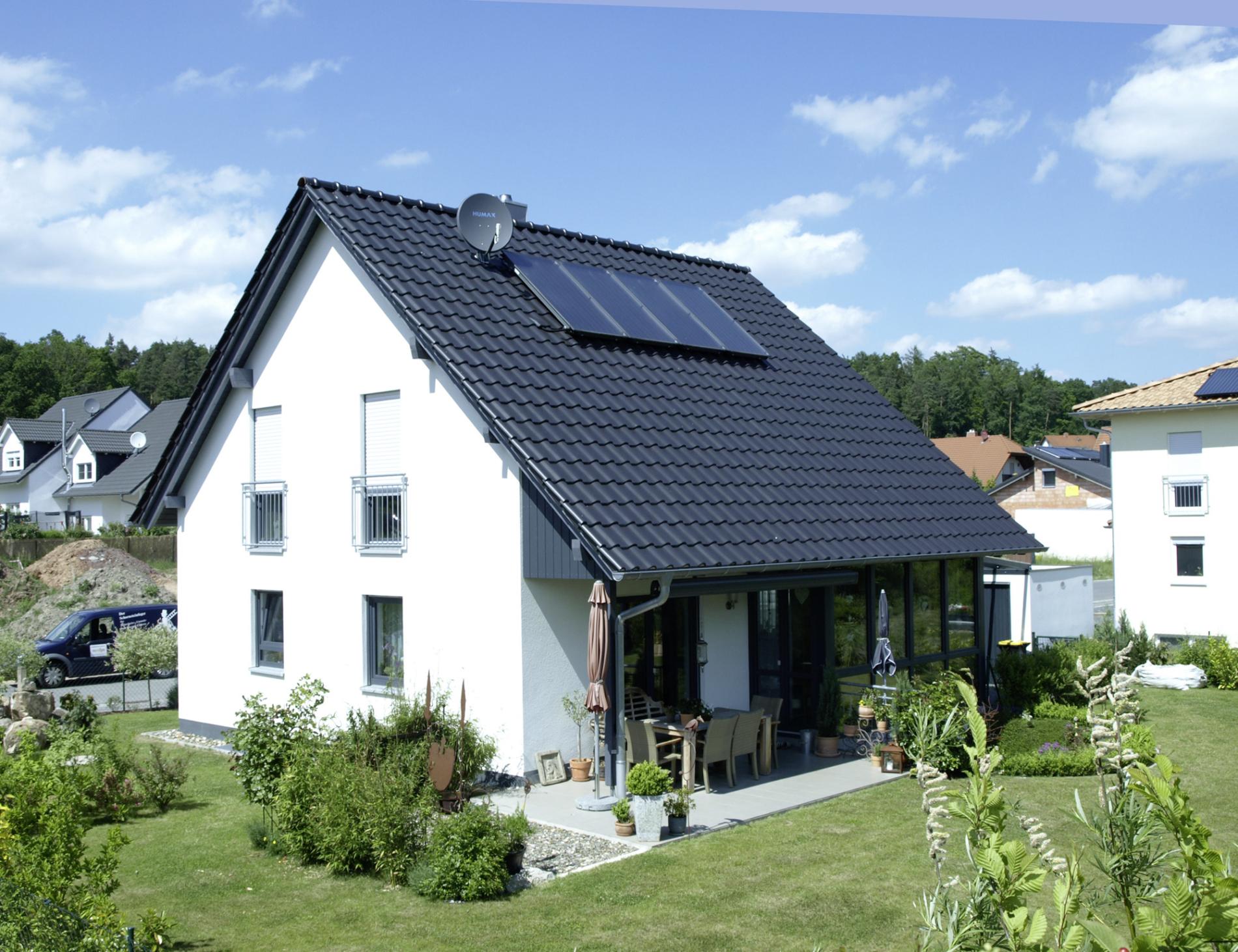 Haus Jonas - Satteldach- Einfamilienhaus bauen