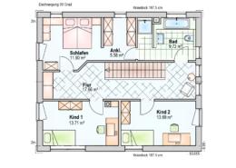 Haus Luca Dachgeschoss