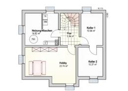 Haus Philipp Kellergeschoss