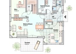 Haus Silas Erdgeschoss