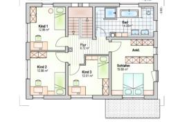 Haus Silas Obergeschoss